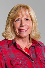 A headshot of physical education professor Pam Havlick