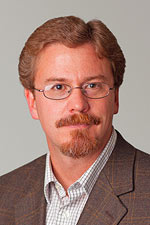 A headshot of Old Testament professor Dr. Michael Lyons