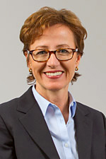 A headshot of political science professor Dr. Cherry McCabe
