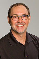 A headshot of New Testament professor Dr. Jack Painter
