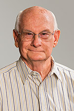 A headshot of Frances P. Owen Distinguished Professor of Old Testament Emeritus Dr. Glenn Schaefer