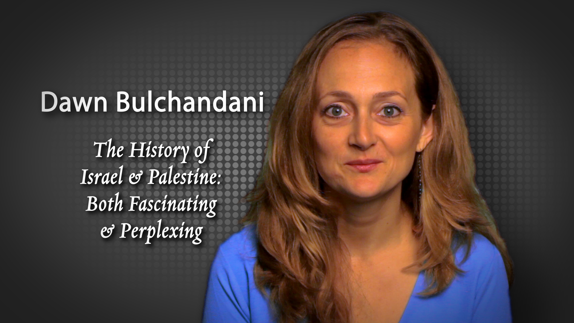SU for Seniors Dawn Bulchandani Presenter Video. Click to view.