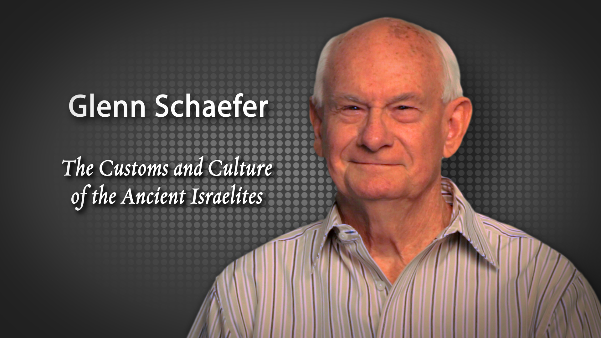 SU for Seniors Glenn Schaefer Presenter Video. Click to view.