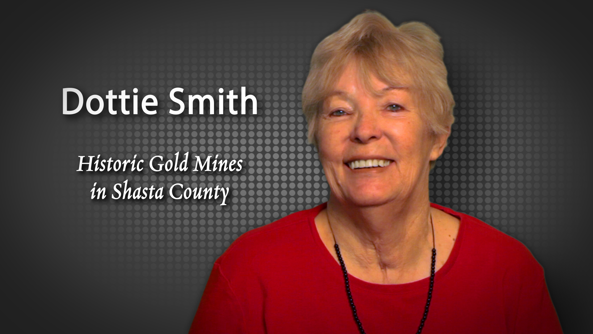 SU for Seniors Dottie Smith Presenter Video. Click to view.