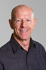 A headshot of youth ministries professor Phil Vaughn