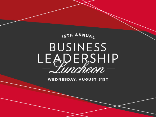 15th Annual Business Luncheon