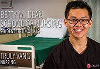 Simpson University - School of Nursing Testimonials - Truly Vang