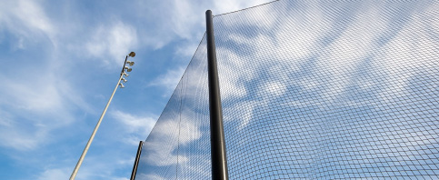 Baseball Field Backstop/Netting