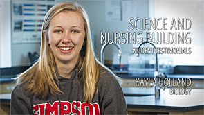 Simpson University Science and Nursing Program Testimony