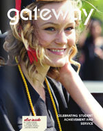 The Gateway, Simpson University's alumni magazine