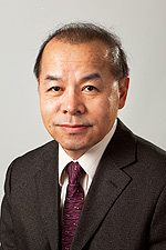 A headshot of Simpson University Board of Trustee member Lue Thao