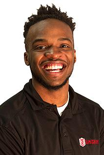 Carlton McAllister, undergraduate student admissions counselor