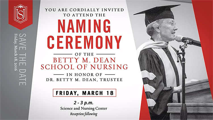 Betty M. Dean School of Nursing Slideshow