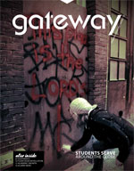 Fall/Winter 2009 Gateway Cover