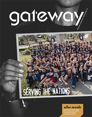Fall/Winter 2013 Gateway Cover