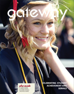 Spring/Summer 2012 Gateway Cover