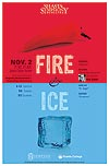 Fire and Ice Concert Poster