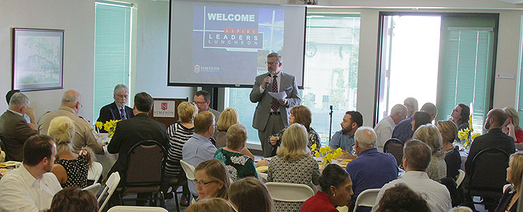2015 ASPIRE Leaders Luncheon