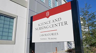 Science and Nursing Center Facilities Video