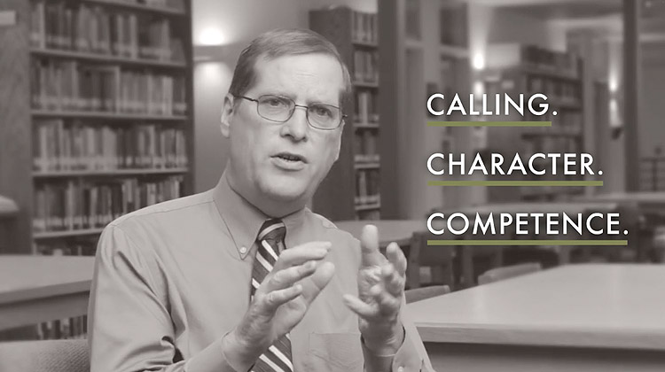 A.W. Tozer Theological Seminary Dean Testimonial Video