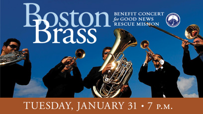 Boston Brass Concert