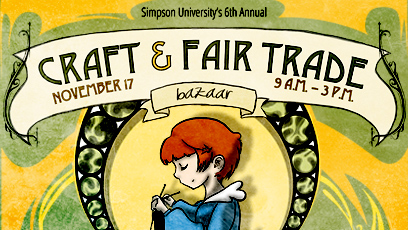 Simpson University Craft and Fair Trade Bazaar