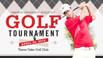 2014 Athletics Golf Tournament