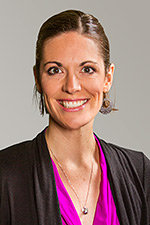 A headshot of Director of Institutional Research and Assessment Jennifer Fox
